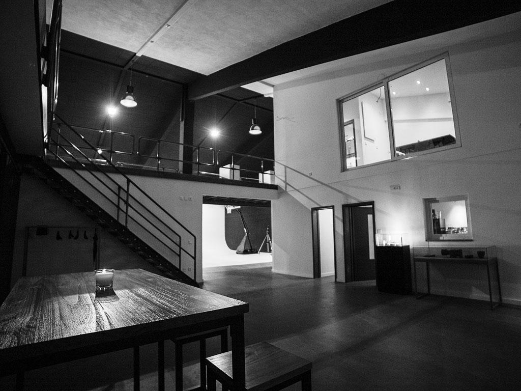 FORMAT STUDIO Eingangsbereich-Studio